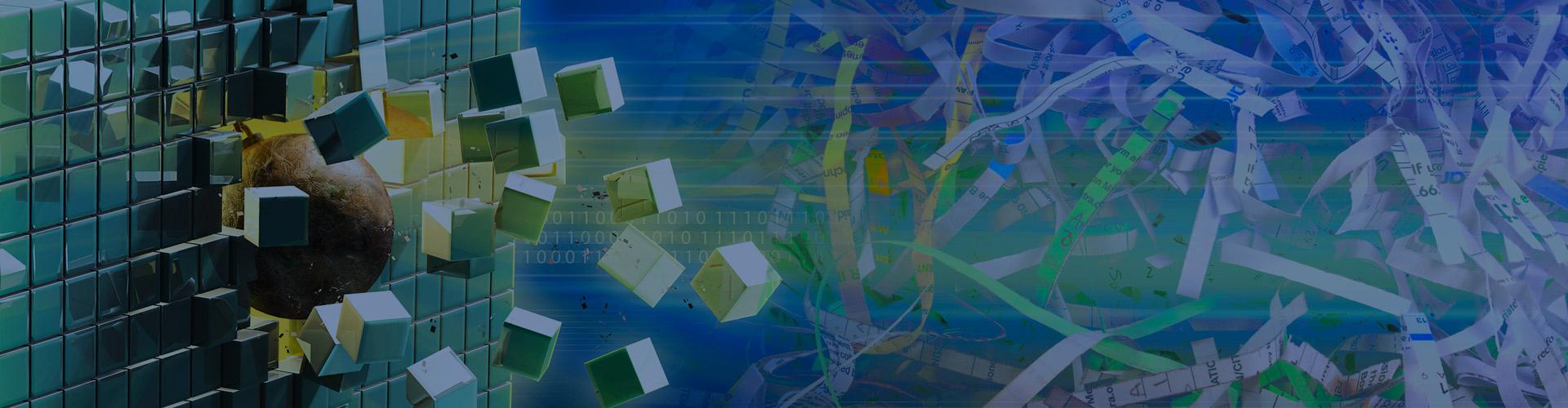 Secure Shredding and Data Destruction